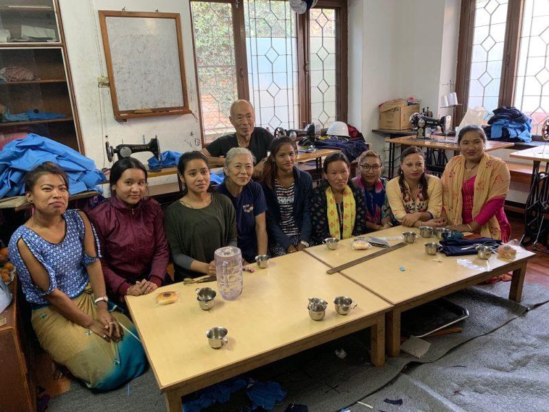 ネパール教育支援の会 NESA茅ヶ崎事務所