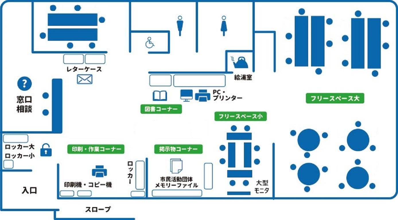 CENTER MAP2021